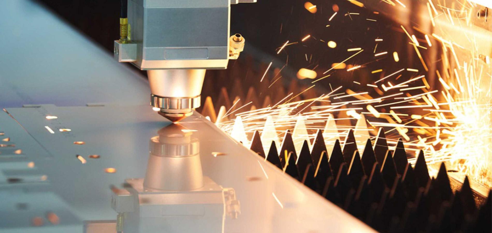 لیزر پاسارگاد مرکز مجهز برش لیزر آهن و استیل و برش لوله و پروفیل